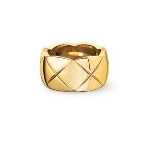 Chanel Coco Crush Medium Ring